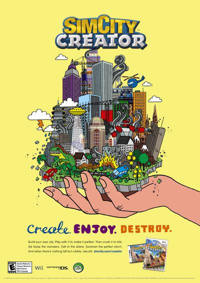 SimCity_Creator_Print